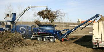 HAYBUSTER / DURATECH USA – výkonné drviče biomasy, kompostu, separovaného odpadu…
